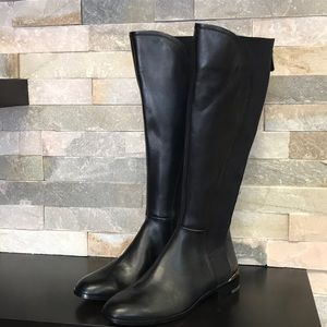 Louise et Cie Shoes - LOUISE ET CIE Vallery Elastic Back Knee High Boot
